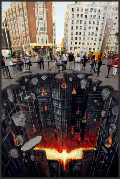 http://www.obviouswinner.com/obvwin/2012/7/17/batman-the-dark-knight-rises-3d-street-art-is-beyond-awesome.html