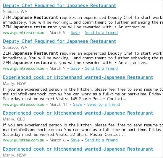 http://www.careerjet.com.au/search/jobs?s=japanese+restaurant&l=