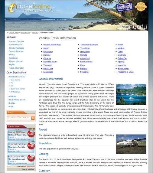 http://www.tourismvanuatu.com/vanuatu-travel.html