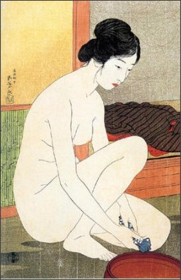 http://ja.ukiyo-e.org/image/jaodb/Goyo_Hashiguchi-No_Series-Woman_at_the_Bath-00034498-051014-F06