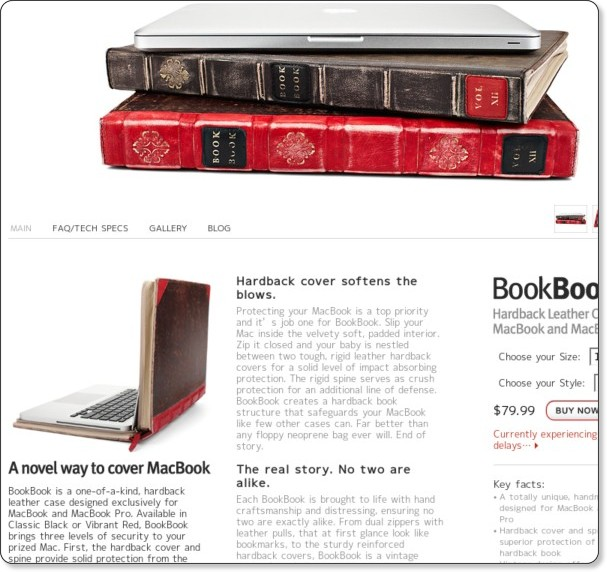 http://www.twelvesouth.com/products/bookbook/
