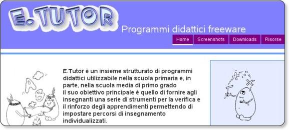 http://www.e-tutor.it
