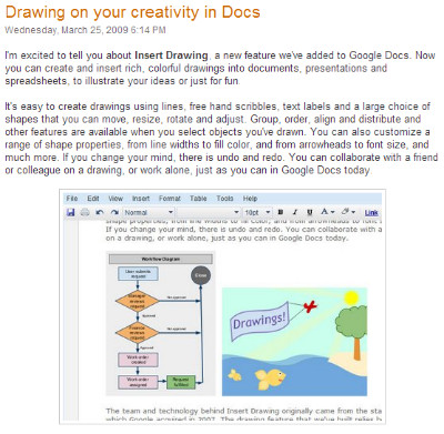 http://googledocs.blogspot.com/2009/03/drawing-on-your-creativity-in-docs.html