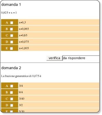 http://www.pernigo.com/math/aritmetica/razionali/test/razionali.htm