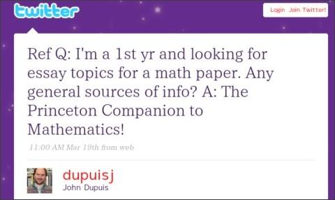 http://twitter.com/dupuisj/status/1356028444