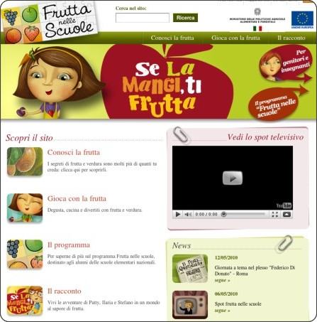 http://www.fruttanellescuole.gov.it/