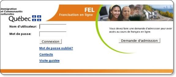https://www.francisationenligne.gouv.qc.ca/default.htm