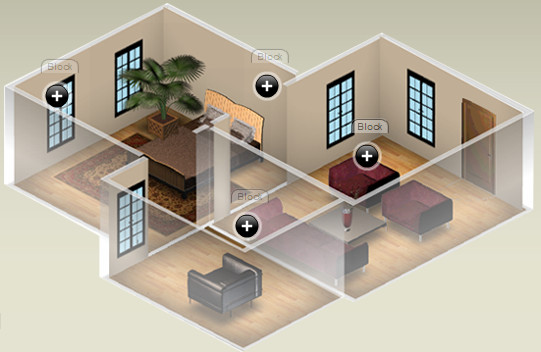 Autodesk homestyler easy to use free 2d and 3d online home for Planimetrie della casa online