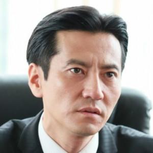 津田寛治の写真