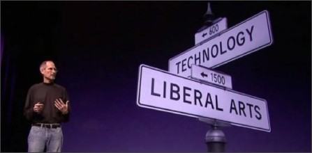 http://www.thedailyriff.com/articles/steve-says-technology-liberal-arts-innovation-648.php