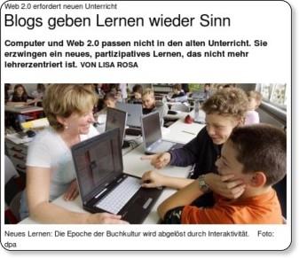 http://www.taz.de/1/zukunft/wissen/artikel/1/blogs-geben-lernen-wieder-sinn/?type=98