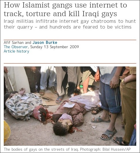 http://www.guardian.co.uk/world/2009/sep/13/iraq-gays-murdered-militias