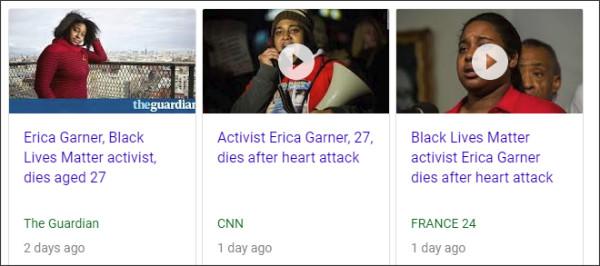 https://www.google.com/search?ei=mrBKWs-NM4eKjwP93KK4CQ&q=Erica+Garner+Black+Lives+Matter&oq=Erica+Garner+Black+Lives+Matter&gs_l=psy-ab.3...7087.12377.0.13444.19.19.0.0.0.0.291.2921.0j12j3.15.0....0...1c..64.psy-ab..4.10.1824...0j0i3k1j0i131i22i30k1j0i22i30k1j33i22i29i30k1j33i160k1j33i21k1.0.Z1g7PQ21SLU