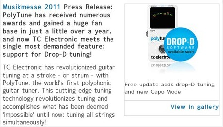 http://www.musicradar.com/news/guitars/musikmesse-2011-tc-electronic-polytune-adds-drop-d-tuning-413939