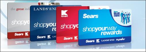 Sears shop your way rewards