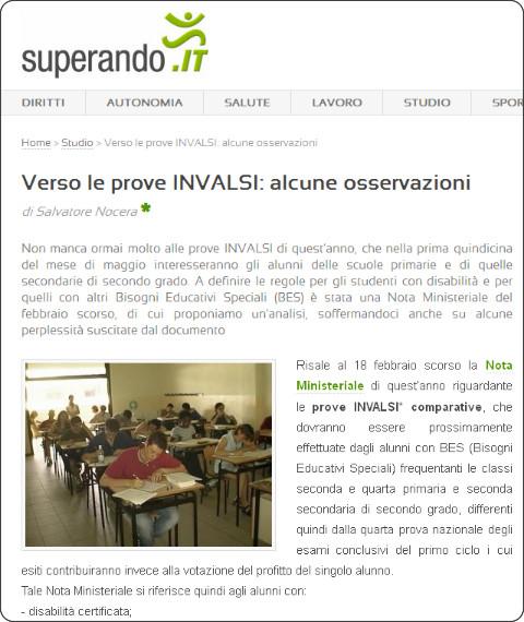 http://www.superando.it/2014/04/29/verso-le-prove-invalsi-alcune-osservazioni/