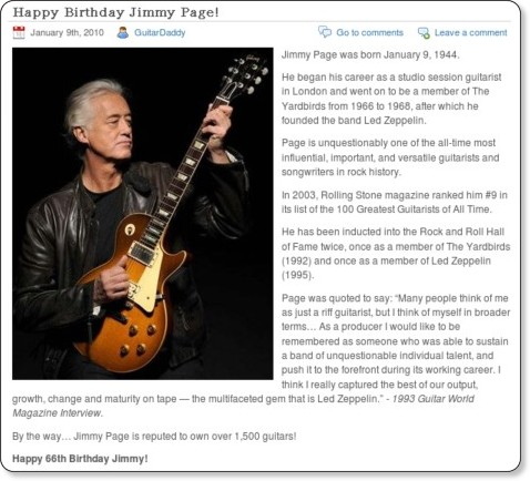 http://theguitarbuzz.com/great-players/happy-birthday-jimmy-page/