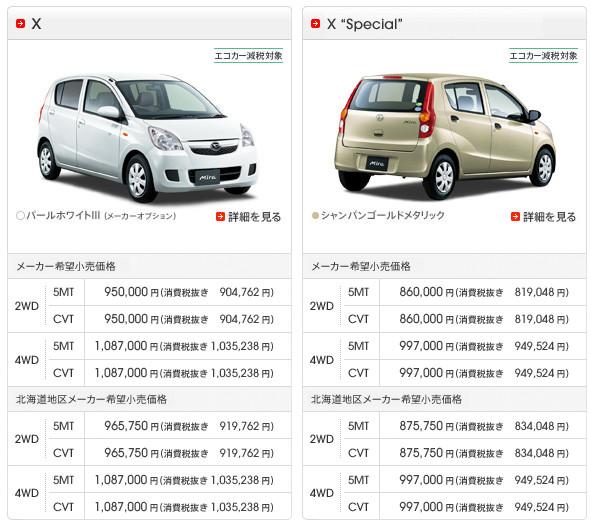 http://www.daihatsu.co.jp/lineup/mira-mira_custom/grade/index.htm