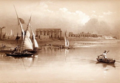 http://web.mac.com/musicksmonumentbergh/EGYPT_%26_NUBIA_VOL_I/GENERAL_VIEW_OF_THE_RUINS_OF_LUXOR,_FROM_THE_NILE..html