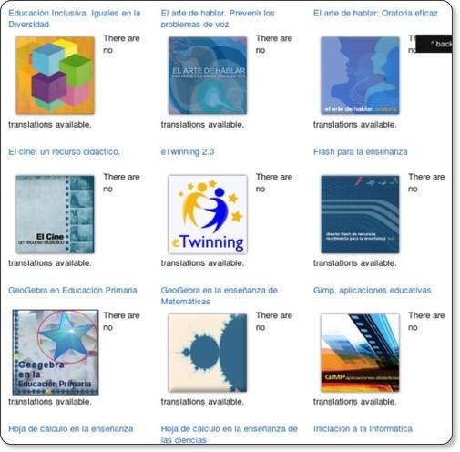 http://formacionprofesorado.educacion.es/index.php/ca/materiales