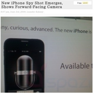 http://cultofmac.com/new-iphone-spy-shot-emerges-shows-forward-facing-camera/11313