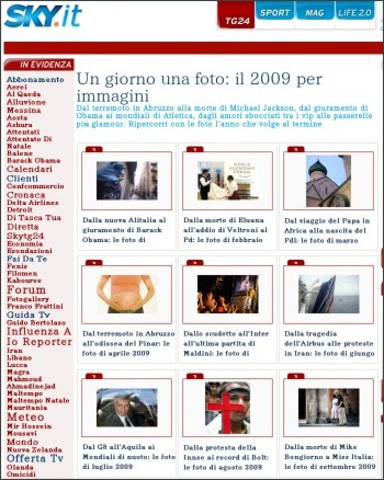 http://tg24.sky.it/tg24/album/album_foto_2009.html