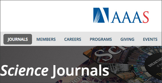 https://www.aaas.org/science-journals