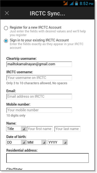 http://appstouse.com/book-irctc-tickets-android/8944