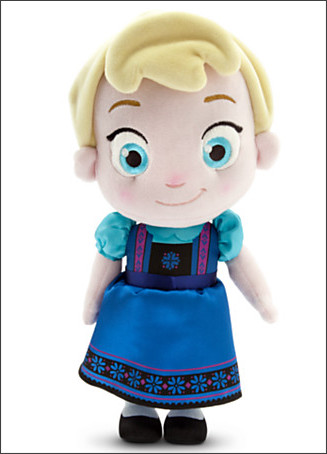 http://www.disneystore.com/toddler-elsa-plush-doll-small-12-frozen/mp/1354974/1000267/