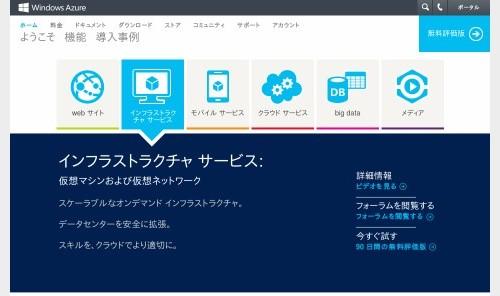 http://www.windowsazure.com/ja-jp/home/scenarios/infrastructure-services/