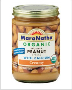 http://www.maranathafoods.com/product/no-stir-natural-peanut-spread-omega-3s-and-calcium-creamy