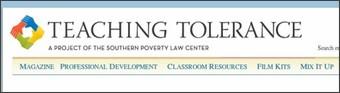 http://www.tolerance.org/