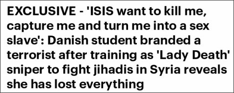 http://www.dailymail.co.uk/news/article-4170840/Joanna-Palani-admits-sniper-fights-Isis.html