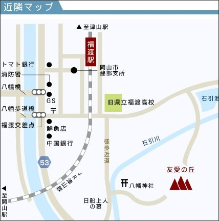 http://www.uiz-yuainooka.com/access/index.html