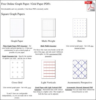 Never Buy Notepaper Again Printable Paper For Tablet Users