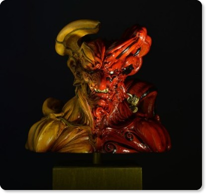 http://www.kickstarter.com/projects/ida/character-sculpture-by-japanese-artist-takayuki-ta