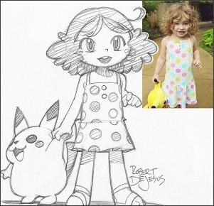 http://www.demilked.com/strangers-anime-sketches-robert-dejesus/