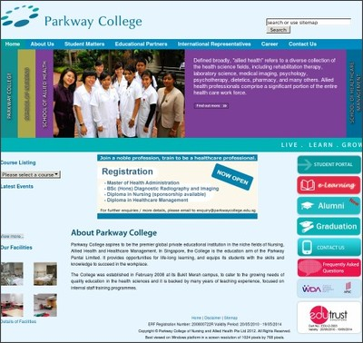 http://www.parkwaycollege.edu.sg/index.php/home.html
