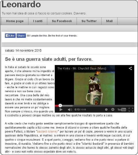 http://leonardo.blogspot.it/2015/11/se-e-una-guerra-siate-adulti-per-favore.html