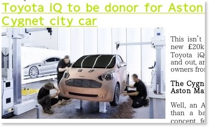 http://japanesegreencars.blogspot.com/2009/06/toyota-iq-to-be-donor-for-aston-martins.html