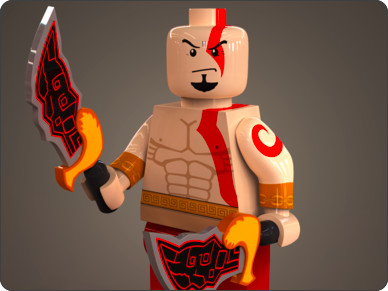 http://dribbble.com/shots/934340-God-of-war-Lego?list=searches&tag=lego