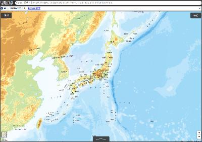 http://maps.gsi.go.jp/#5/35.353216/138.735352