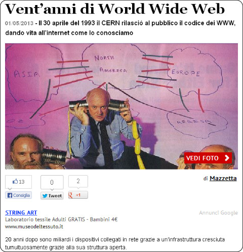 http://www.giornalettismo.com/archives/906367/il-world-wide-web-ha-20-anni/