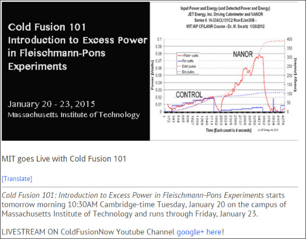 http://coldfusionnow.org/mit-goes-live-with-cold-fusion-101/