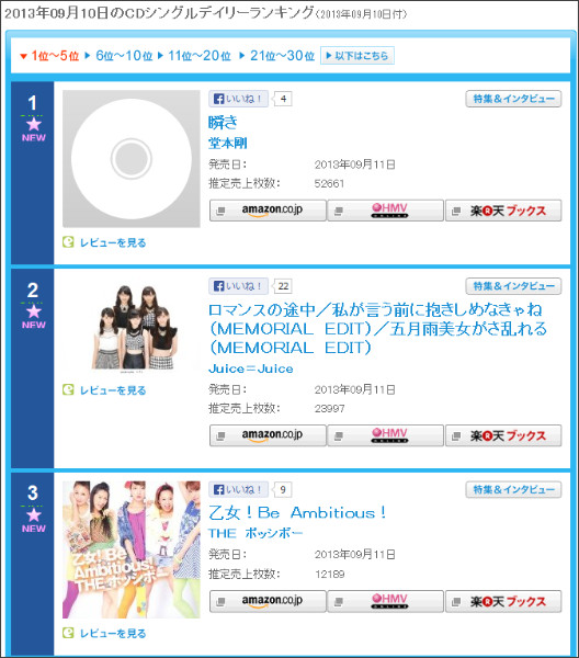http://www.oricon.co.jp/rank/js/d/2013-09-10/
