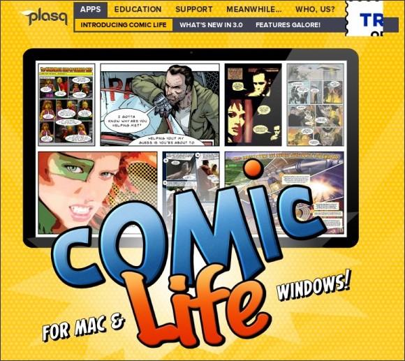 http://plasq.com/apps/comiclife/macwin/