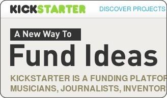 Kickstarter 個人 クリエーター ファンド 資金調達