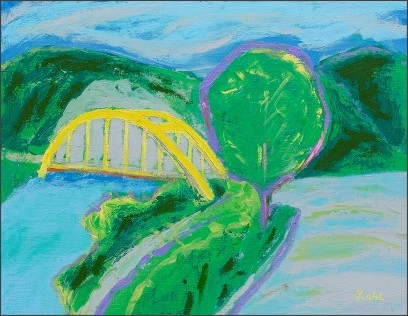 http://www.nagai-garou.com/exhibition/images/yellow_bridge.jpg