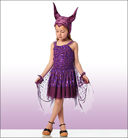 http://www.disneystore.com/maleficent-dress-for-girls-by-stella-mccartney/mp/1356633/1000217/