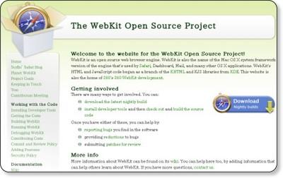 http://www.webkit.org/
